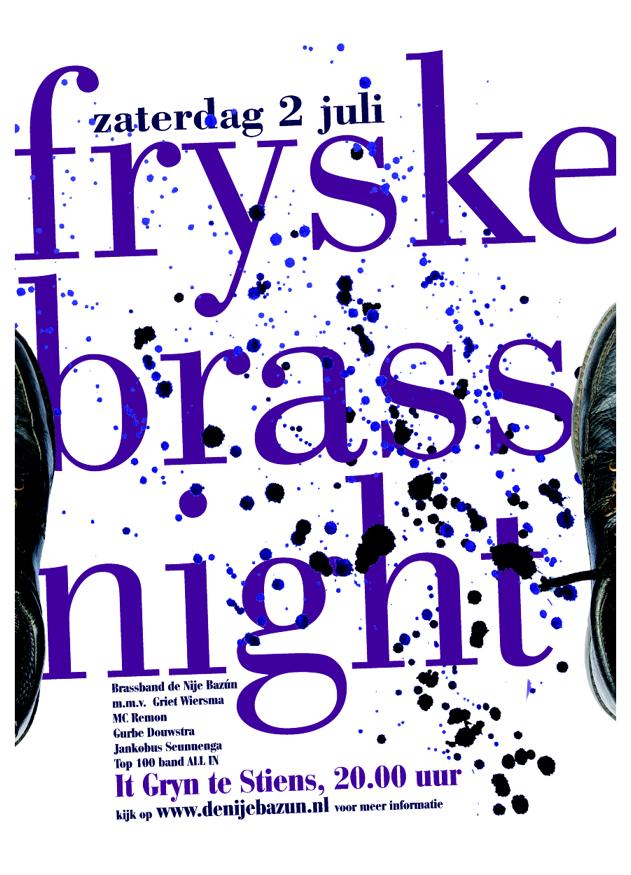 Fryske Brass Night